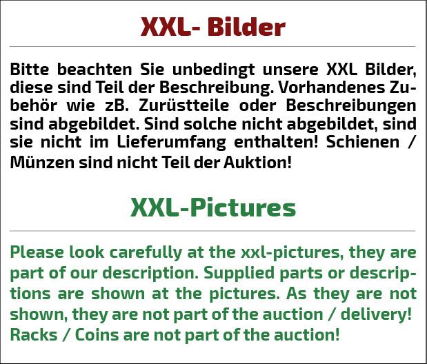 XXL Bilder sind Teil der Beschreibung