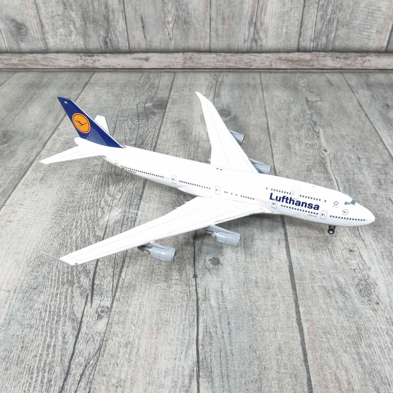 limitiert neu Herpa 362580 1:300 1//300 Lufthansa 747-400 D-ABVX Schleswig-Holst
