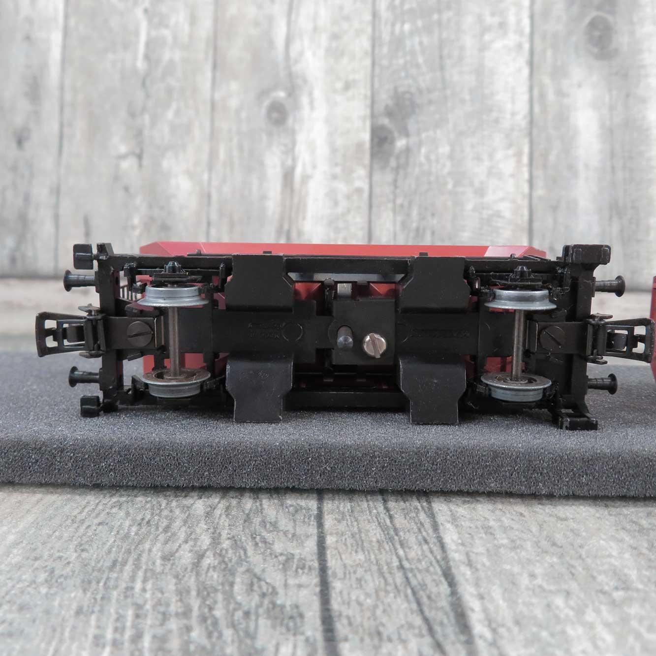 T26066 4 Mrklin 4631 H0 Db 2x Seitenentladewagen T26066