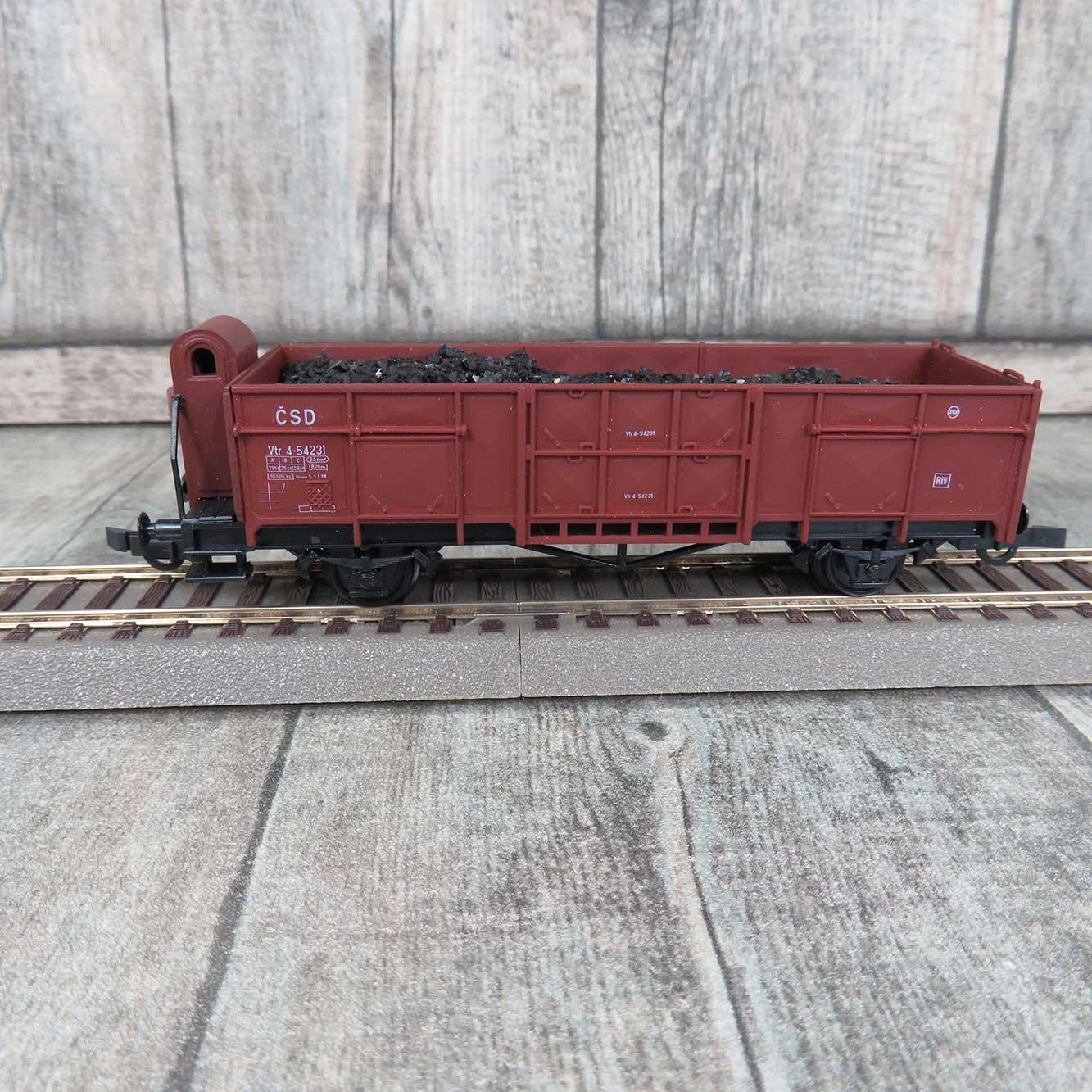 Roco  H0 älterer Güterwagen zum Sammeln wie neu OVP 4314
